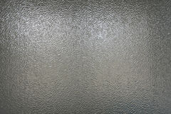 Textured Grey Glass Royalty Free Stock Photography