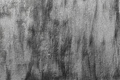 Grey textured wall, dark edges Stock Images
