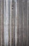 Grey Textured Wooden Wall photos libres de droits