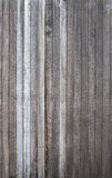 Grey Textured Wooden Wall Royalty Free Stock Photos