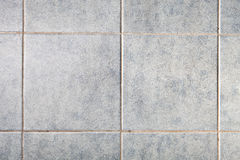 Grey tiles Stock Image