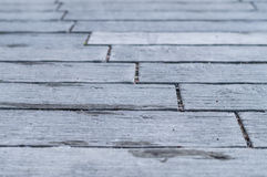 Grey tiles street road abstract background Stock Images