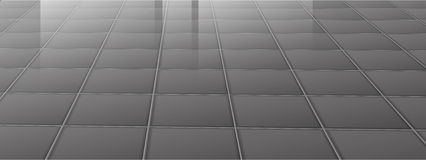 Grey tiling texture Stock Photos