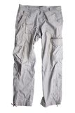 Grey Trousers Stock Photography