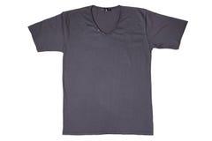 Grey tshirt Royalty Free Stock Image