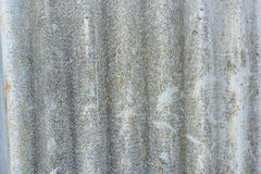 Grey undulating slate texture Royalty Free Stock Images