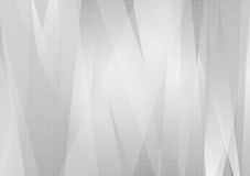 Grey vector striped background Royalty Free Stock Images