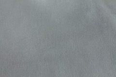 Grey vegetable tanned leather background texture Royalty Free Stock Image