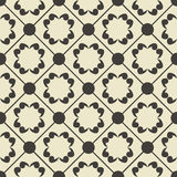 Grey vintage pattern Royalty Free Stock Photos
