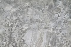 Grey wall. Background and texture of Grey wall Stock Photos