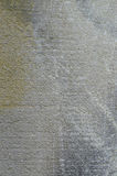 Grey wall background. Weathered grungy grey wall background royalty free stock images