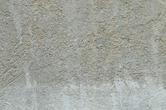Grey wall plaster Royalty Free Stock Photography