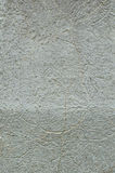 Grey wall plaster Royalty Free Stock Images