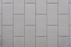 Grey Wall Siding Imagen de archivo libre de regalías