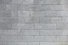 Grey wall Stock Image
