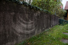 Grey wall texture refernce picture royalty free stock image