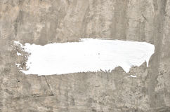 Grey wall with white color line texture Stock Photography
