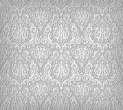 Grey wallpaper pattern Royalty Free Stock Photo