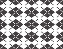 Grey wallpaper. Seamless vector pattern Royalty Free Illustration