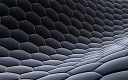 Grey Wave Fotografía de archivo libre de regalías