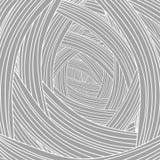 Grey Wave Background abstracto Imagenes de archivo