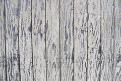 Grey Weathered Wooden Wall d'annata fotografie stock