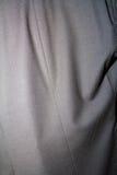 Grey Wedding Suit Detail Lizenzfreies Stockfoto