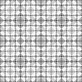Grey and white cubes pattern Stock Photo