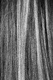 Grey and White Felting Wool Royalty Free Stock Photography