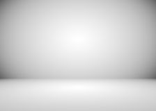 Grey and white gradient room background