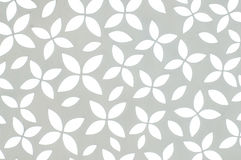 Grey-white leaf background Royalty Free Stock Photos