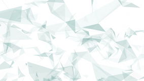 Grey and white triangles. royalty free illustration