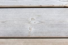 Grey Wood Filling the Frame royalty free stock photo