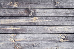 Grey wood panel Royalty Free Stock Photos