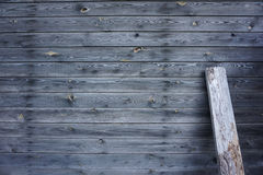 Grey wooden background Royalty Free Stock Photo