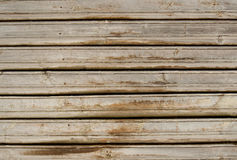 Grey wooden fence surface texture Stock Image