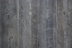Grey Wooden Panel Background Pattern. A grey, wooden panel background texture pattern stock image