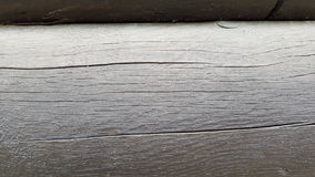 Grey Wooden panel - texture Royalty Free Stock Photo