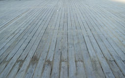 Grey wooden parquet Royalty Free Stock Image