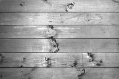 Grey wooden plank texture as background Stock Photos