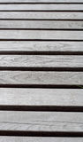 Grey wooden planks. background, texture. Bench of grey wooden planks. background, texture Royalty Free Stock Image