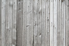 Grey wooden planks Royalty Free Stock Image