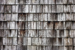 Grey Wooden Square Pattern Backgroud Royalty Free Stock Photo