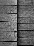 Grey Wooden Surface Stock Images