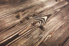 Grey wooden table Stock Photos