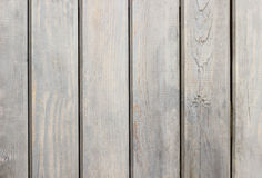 Grey wooden wall, blank board Royalty Free Stock Image