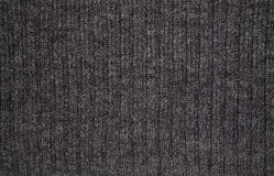 Grey wool. Stock Images