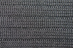 Grey wool cloth Stock Images