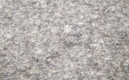 Grey wool material for sewing Stock Photography