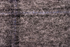 Grey wool texture background Royalty Free Stock Images